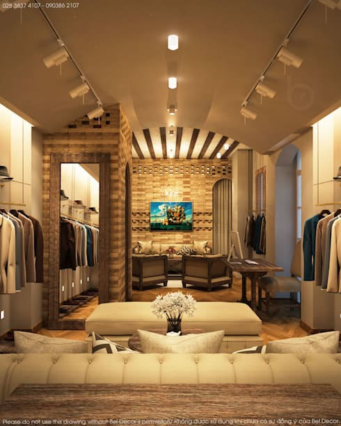 SH1605 Fashion Shop - Bel Decor:   by Bel Decor