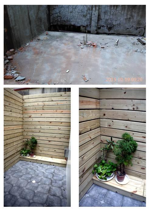 Garden  by 奕禾軒 空間規劃 /工程設計