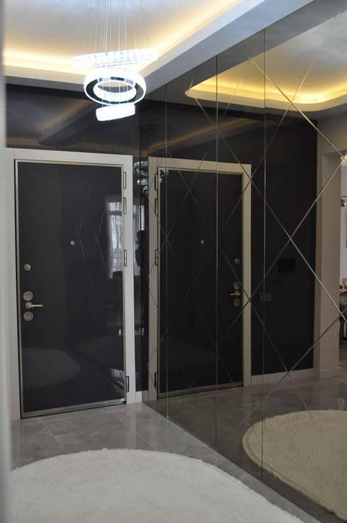 Mimayris Proje ve Yapı Ltd. Şti. – Antre:  tarz İç Dekorasyon