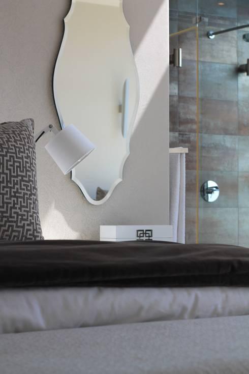 Sandton Home, JHB:  Bedroom by Metaphor Design
