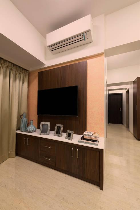 Tv Unit :   by Chaitali Shah