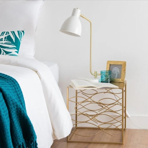 Bedroom by MAISONS DU MONDE