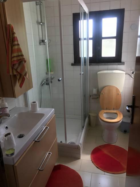 Antes - WC da Casa de Campo :   por Rima Design