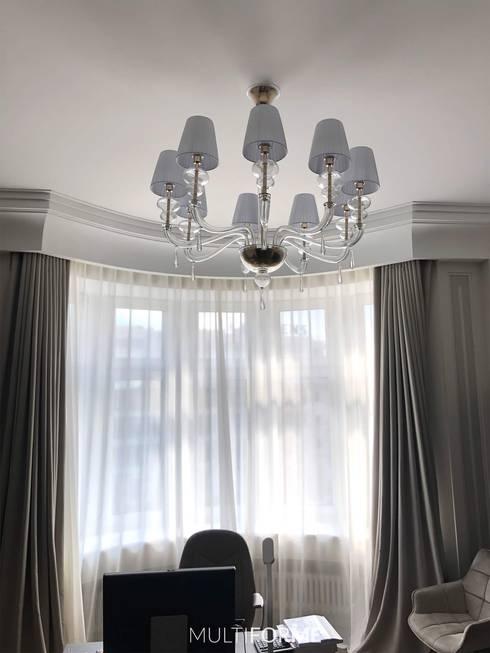 Comedores de estilo  por MULTIFORME® lighting
