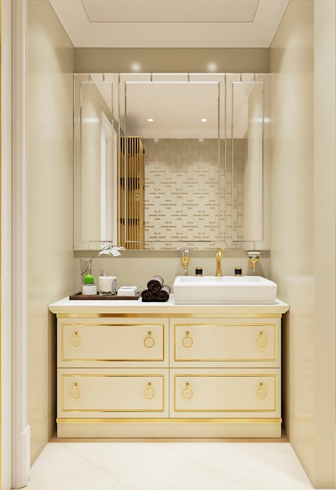 Bathroom by COD Design