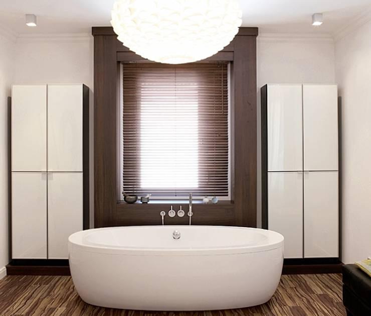 Badezimmer:  Badezimmer von Gerber GmbH