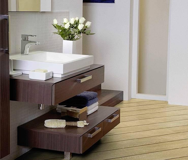 Badezimmer: moderne Badezimmer von Gerber GmbH