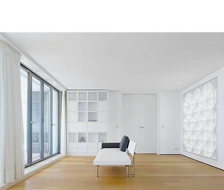 Wohnen:  Wohnzimmer von Gerber GmbH