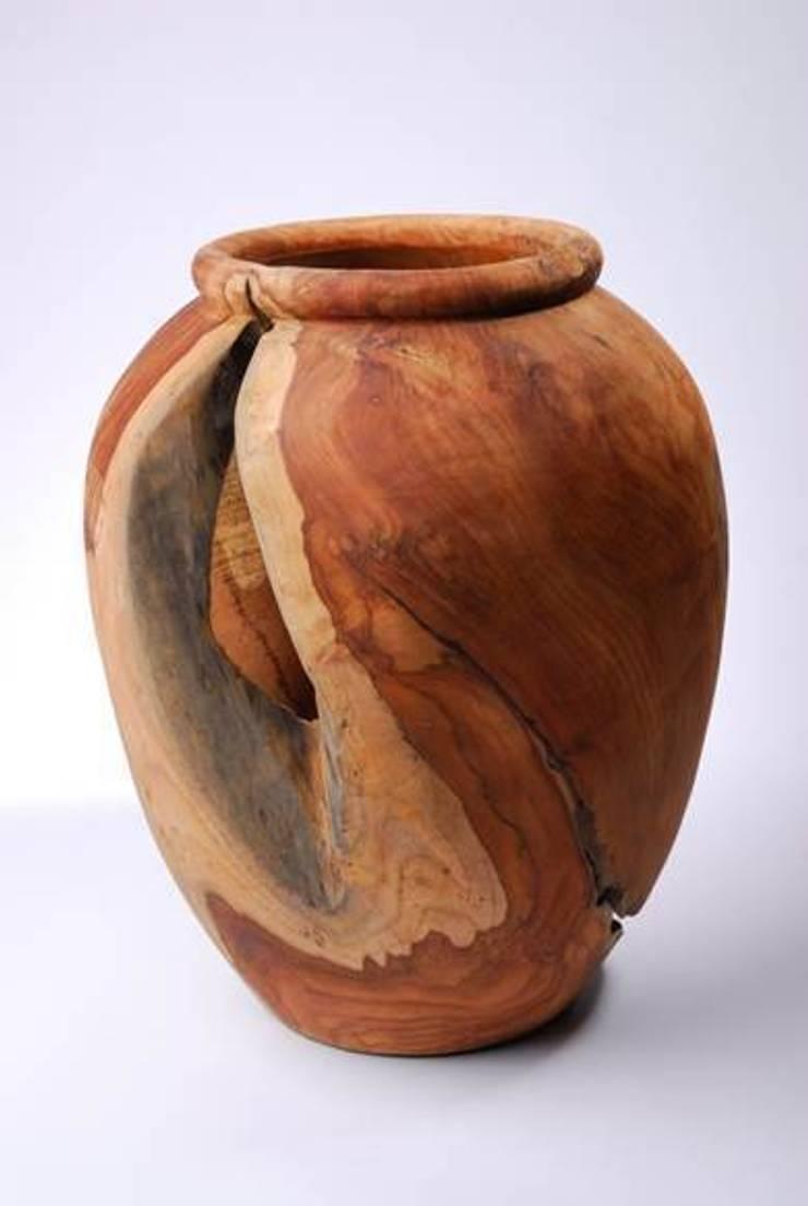 Vase Teakholz:  Haushalt von Amaris Elements
