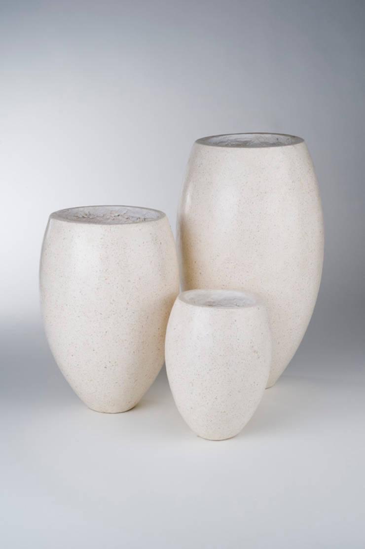 Terrazzo-Vasen:  Haushalt von Amaris Elements