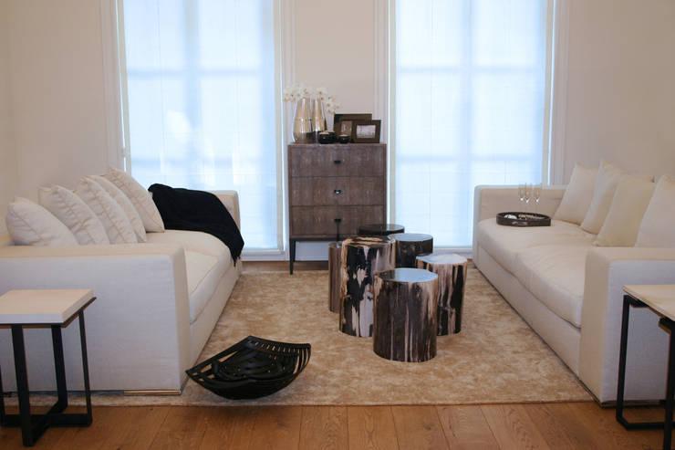 Wohnräume : ausgefallene Wohnzimmer von Amaris Elements