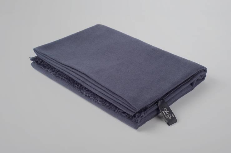 Decke Seide/Wolle:  Schlafzimmer von Amaris Elements