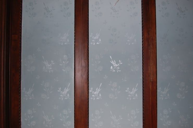 Foyergestaltung- Stoffimitation:   von Wandmalerei & Oberflächenveredelungen