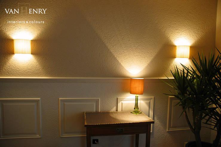 """Wohnung """"Chic"""":   von vanHenry interiors & colours"""