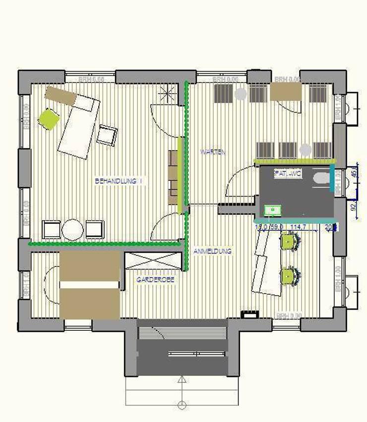 Casas modernas por Einrichtungsideen