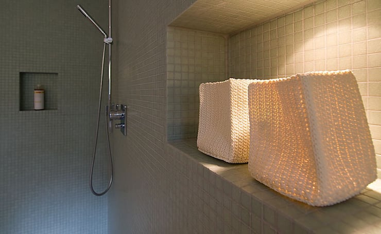 Familienbad: moderne Badezimmer von  Design