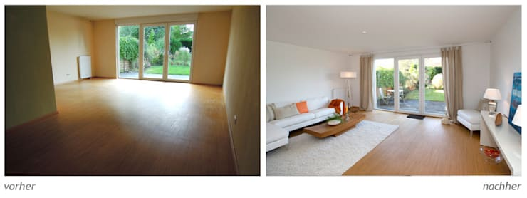 modern  by Homestaging, Modern