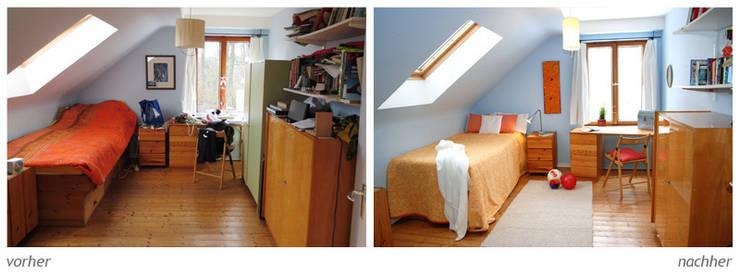 Bewohnte Immobilie:   von Homestaging