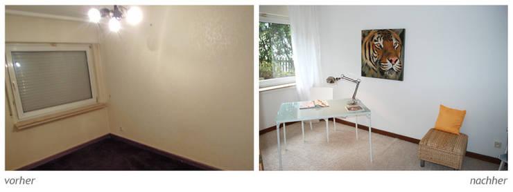 Geerbte Immobilie:   von Homestaging