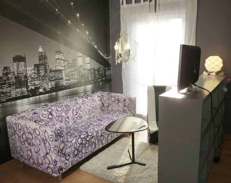 Jugendzimmer Sitzecke: moderne Kinderzimmer von Einrichtungsideen