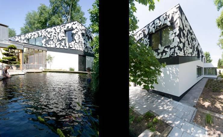 Piletas de estilo  por [lu:p] Architektur GmbH