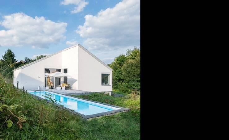 Wohnhaus P2:  Häuser von [lu:p] Architektur GmbH