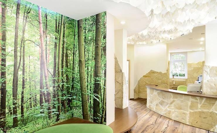 Estudios y oficinas de estilo  por [lu:p] Architektur GmbH