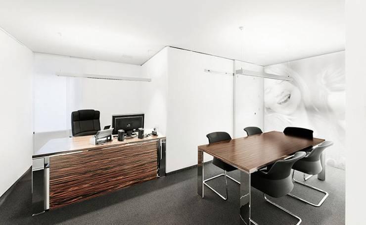 VVC Versicherungsmakler:  Geschäftsräume & Stores von [lu:p] Architektur GmbH
