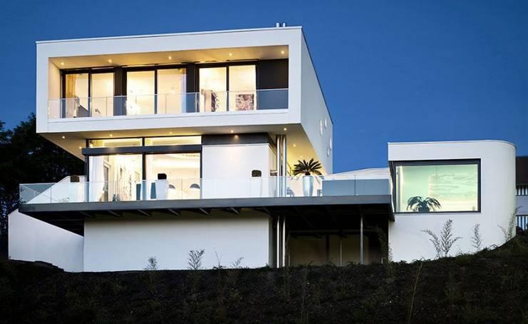 Wohnhaus W2:  Häuser von [lu:p] Architektur GmbH