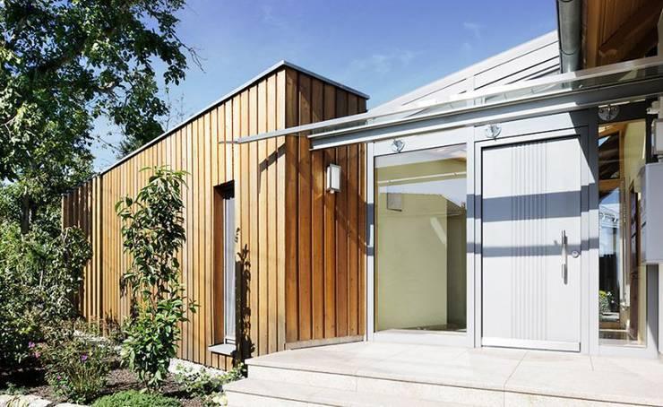 Houses by [lu:p] Architektur GmbH
