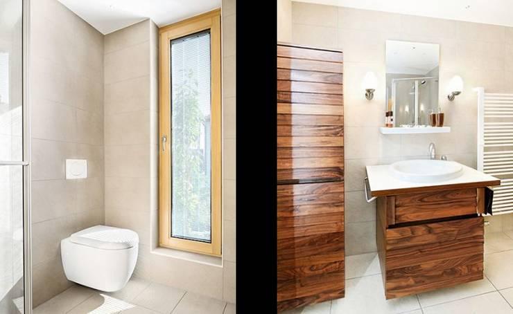 Bathroom by [lu:p] Architektur GmbH