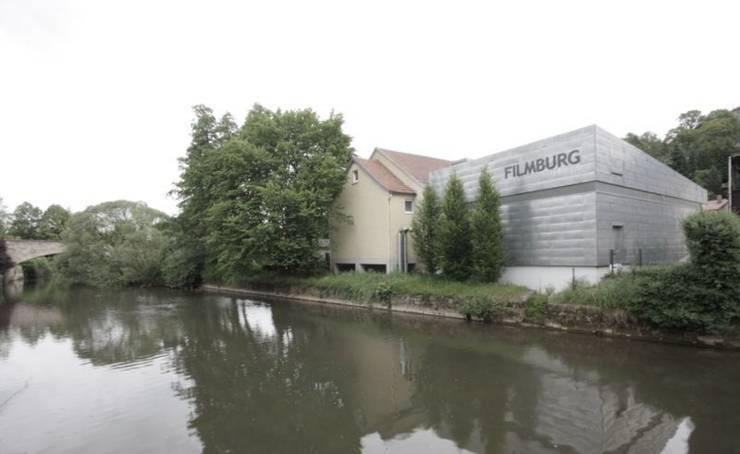 Filmburg:  Häuser von [lu:p] Architektur GmbH
