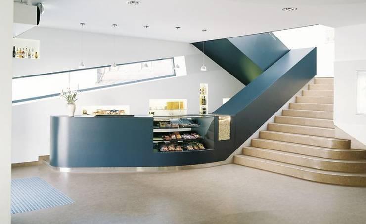 Filmburg:  Küche von [lu:p] Architektur GmbH