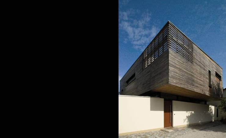 Wohnhaus W:  Häuser von [lu:p] Architektur GmbH