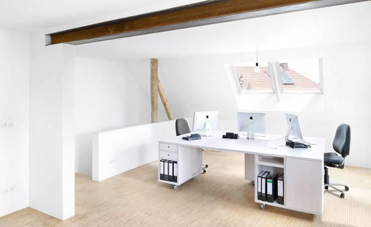 [lu:p] Architektur:  Arbeitszimmer von [lu:p] Architektur GmbH