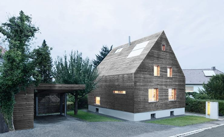 [lu:p] Architektur: moderne Häuser von [lu:p] Architektur GmbH