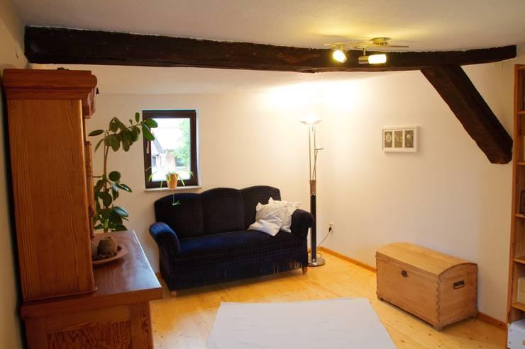 Arbeitszimmer gestaged:  Wohnzimmer von ImmoLotse24