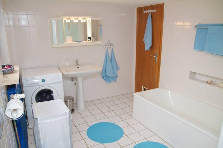 Bad gestaged:  Badezimmer von ImmoLotse24