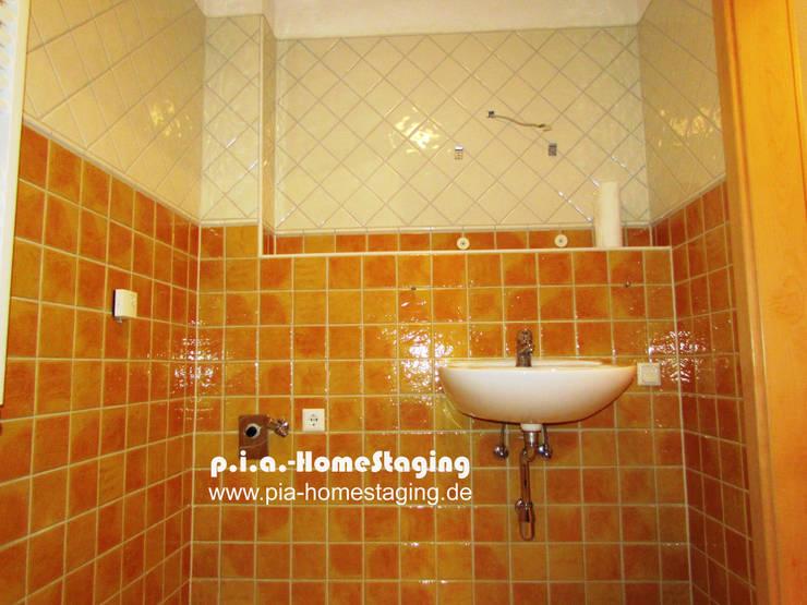 Nasszelle vorher:  Badezimmer von ImmoLotse24