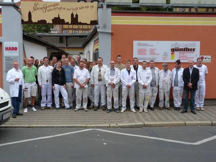 hochwertige Malerarbeiten:   von Gebr.Lechte HWP GmbH Malerfachbetrieb