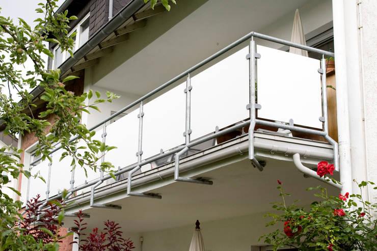 Balkonsanierung:   von Fliesen Hiersemann