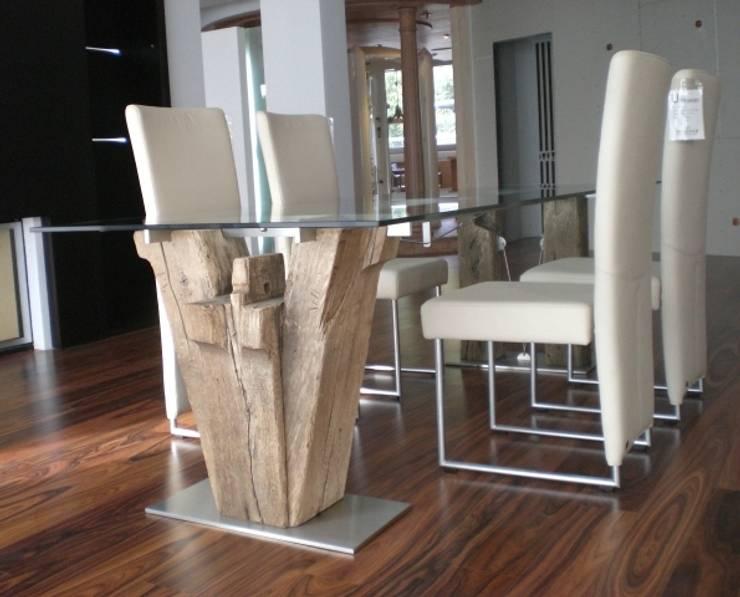 Moderne Möbel: moderne Esszimmer von Wagner Möbel Manufaktur GmbH & Co. KG