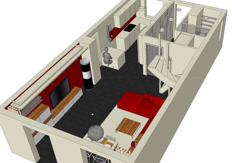 Casas de estilo  por RAUMAX GmbH