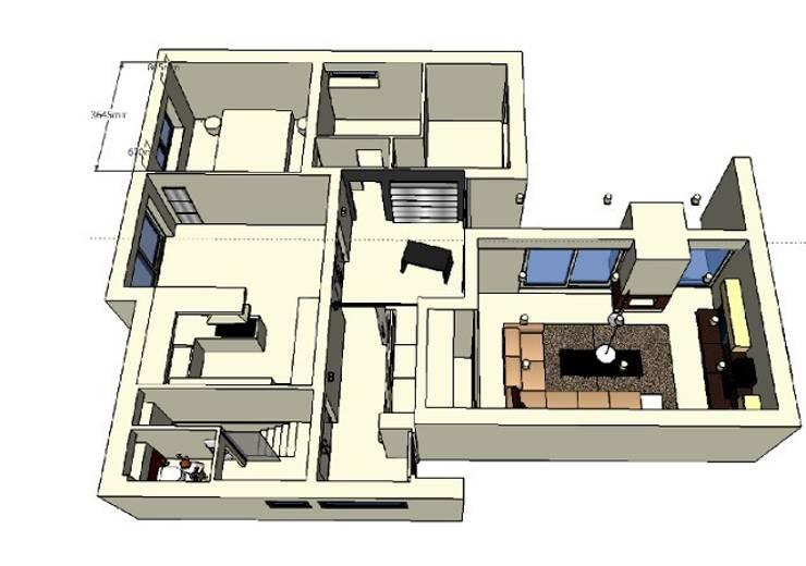 Casas modernas por RAUMAX GmbH