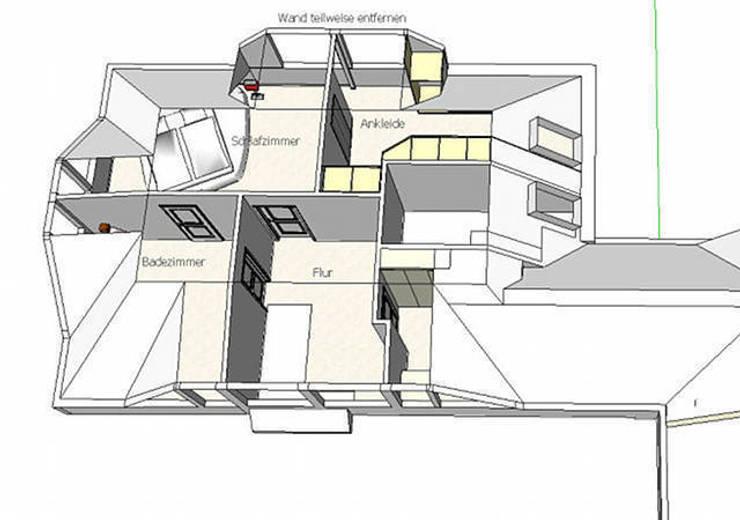 Einfamilienhaus Mühlenbeck: moderne Häuser von RAUMAX GmbH