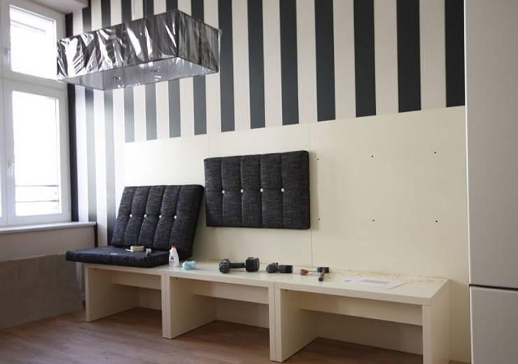 Wohnung Berlin-Prenzlauer Berg:  Esszimmer von RAUMAX GmbH