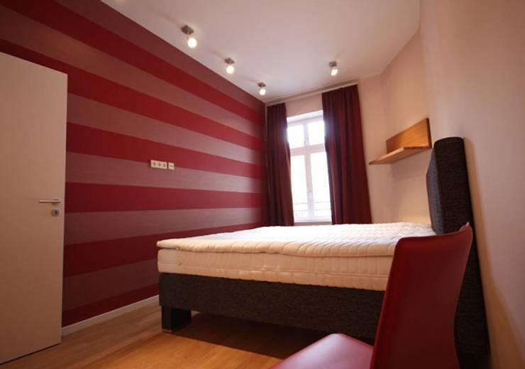 Wohnung Berlin-Prenzlauer Berg:  Schlafzimmer von RAUMAX GmbH