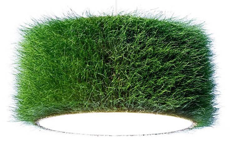 Lampen aus Gras – Shade:   von Grassland