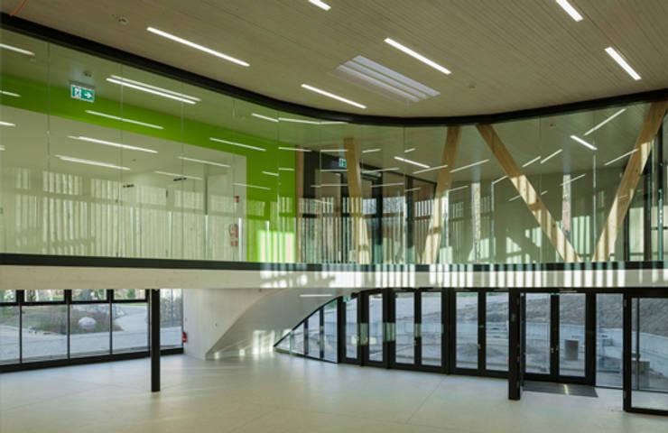 Mensa waldcampus for Architekt voraussetzungen