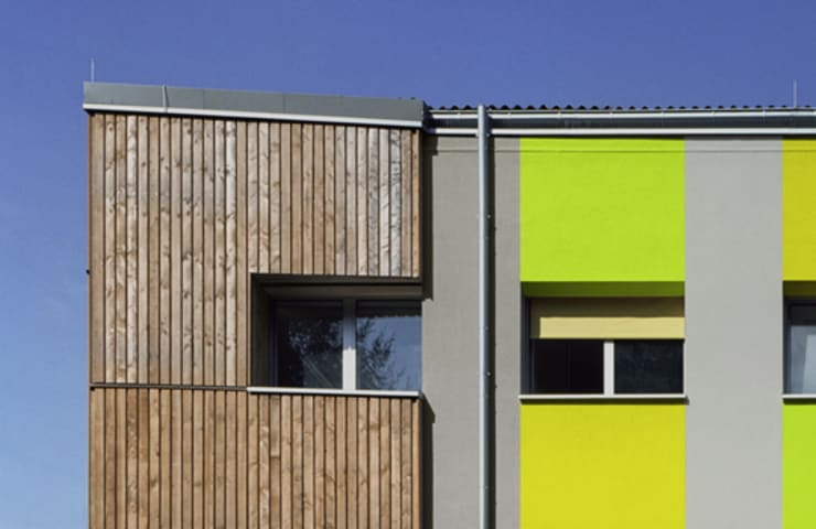 Case in stile  di andreas gehrke . architekt